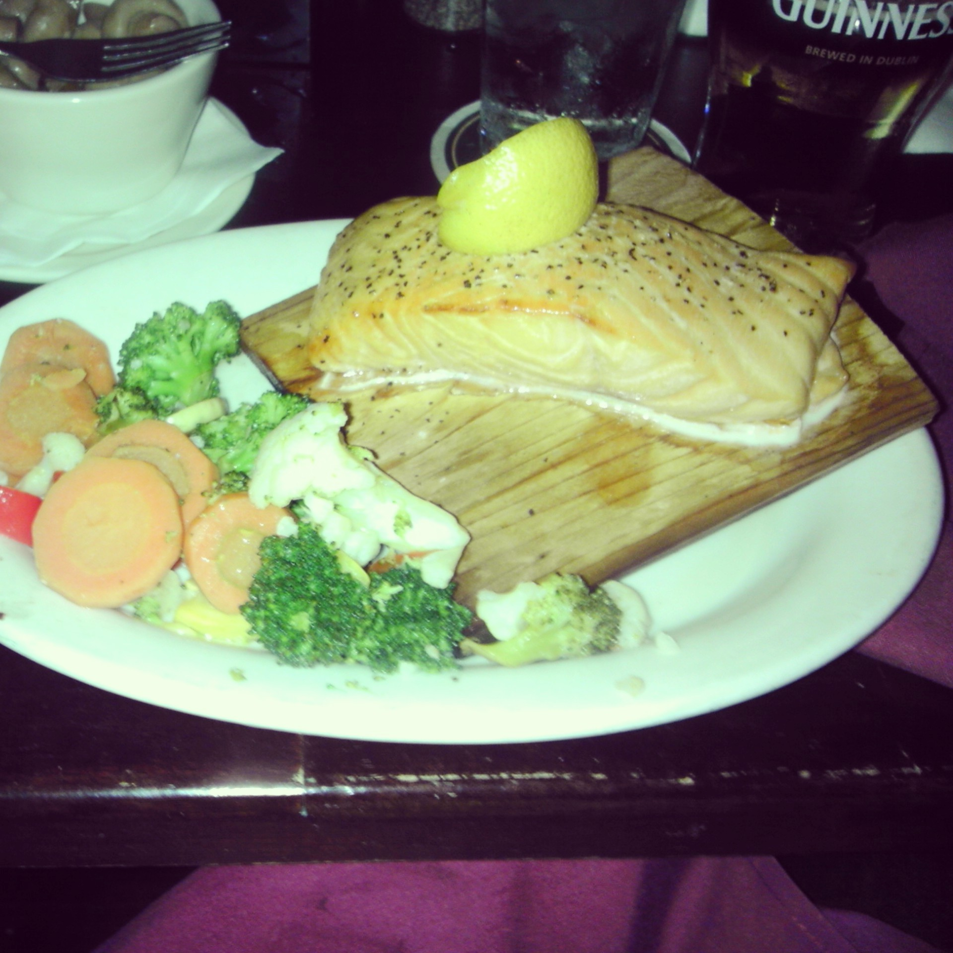 Yummy Salmon!